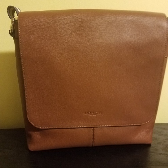 Coach Other - Nwt Coach Men's Charles messenger